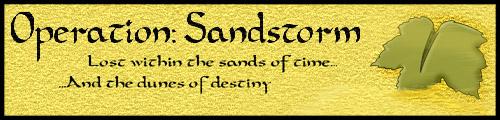 Operation: Sandstorm